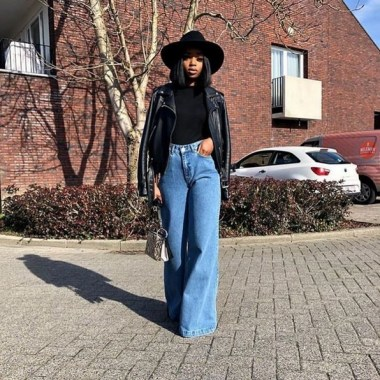 17 Incredible Flared Jeans Fall Winter Outfits Ideas 15