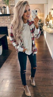 17 Stunning Fall Outfits Ideas To Copy Right Now 09