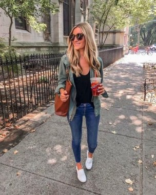17 Stunning Fall Outfits Ideas To Copy Right Now 13