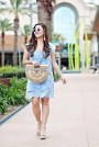 18 Attractive Lace Shift Dress Outfit Ideas For Spring 13