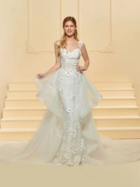 18 Best Wedding Dress Trends Ideas For Spring And Summer 2019 10