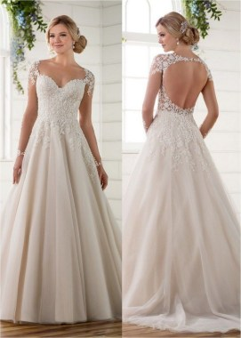 18 Best Wedding Dress Trends Ideas For Spring And Summer 2019 11