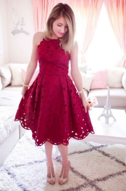 18 Casual Dresses Outfits Ideas For Valentine'S Day Wedding 21