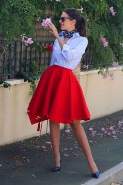 18 Charming Girly Outfit Ideas For Spring 10