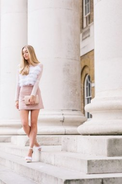 18 Charming Girly Outfit Ideas For Spring 23