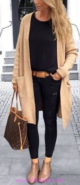 18 Lovely Outfit Ideas To Wear This Fall 21