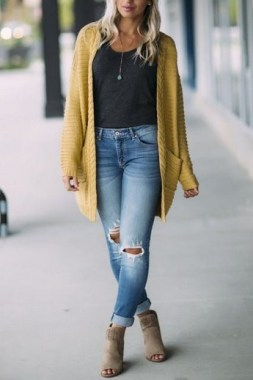 18 Lovely Outfit Ideas To Wear This Fall 25
