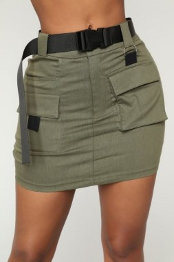 19 Amazing Ideas To Pair Mini Skirt Outfit For Summer 14