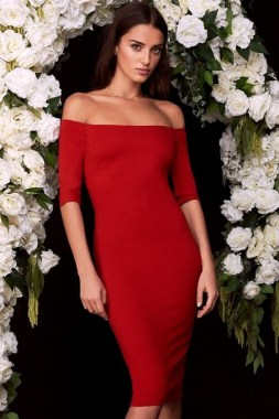 19 Cozy Red Dresses Ideas For Valentine'S Day 07 2
