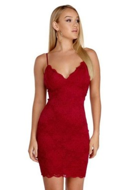 19 Cozy Red Dresses Ideas For Valentine'S Day 23 2