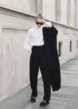 19 Simple Outfits To Inspire Your Own Sleek Look 19