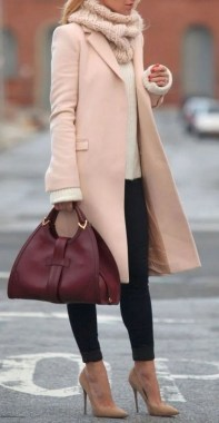 20 Adorable Women Winter Coat Ideas 11