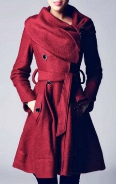 20 Adorable Women Winter Coat Ideas 22