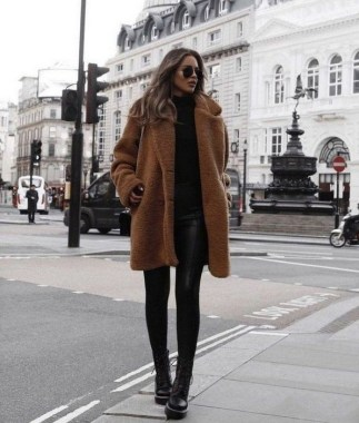 20 Adorable Women Winter Coat Ideas 32