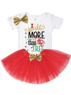 20 Astonishing Christmas Outfits For Small Girls Ideas 20
