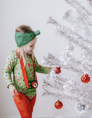 20 Astonishing Christmas Outfits For Small Girls Ideas 29