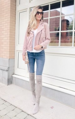 20 Awesome Spring Jacket Outfit Ideas For 2019 07
