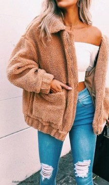 20 Awesome Spring Jacket Outfit Ideas For 2019 21