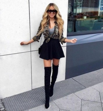 20 Charming Summer Outfit Ideas For Ladies 16