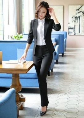 20 Cool And Fashionable Work Outfits For Women 09 1