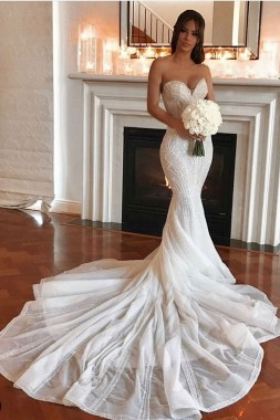 20 Fabulous Spring Wedding Dress Ideas Trends 10