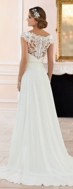 20 Fabulous Spring Wedding Dress Ideas Trends 13