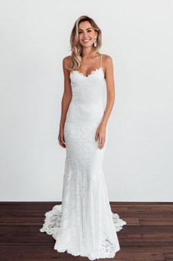 20 Fabulous Spring Wedding Dress Ideas Trends 15