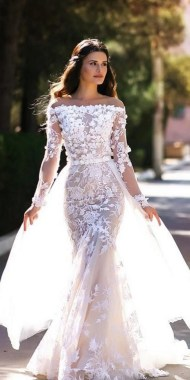 20 Fabulous Spring Wedding Dress Ideas Trends 21