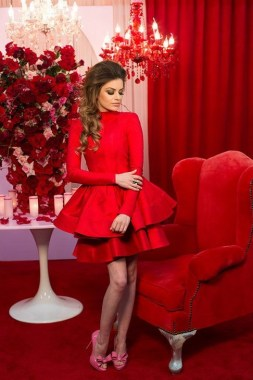 20 Luxurious Valentines Day Dress Ideas 13