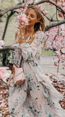 20 Shabby Chic Fashion Outfit Ideas For Spring 16
