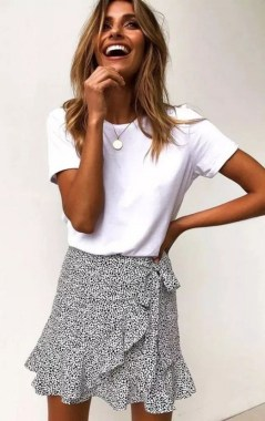 20 Shabby Chic Fashion Outfit Ideas For Spring 19