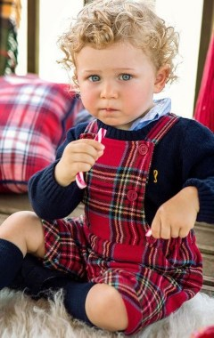 20 Stunning Christmas Outfits Small Boys 04