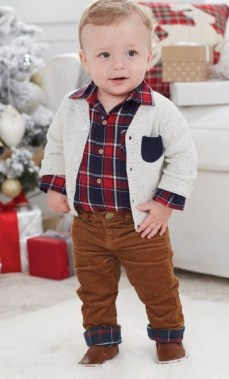 20 Stunning Christmas Outfits Small Boys 26