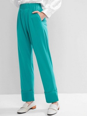 20 Stunning High Waisted Pants For Slim Women This Fall Winter 01