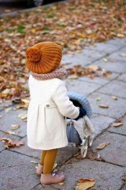 20 Stunning Winter Outfits Ideas For Kids 04