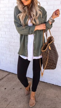 20 Stylish Fall Outfits Ideas To Inspire Yourself 28