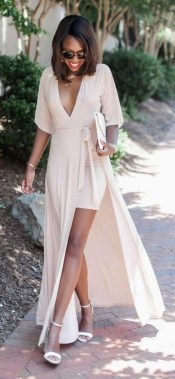 21 Awesome Summer Outdoor Wedding Guest Dresses 19