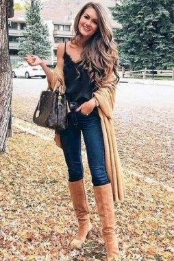 21 Charming Outfits Ideas For Winter 20