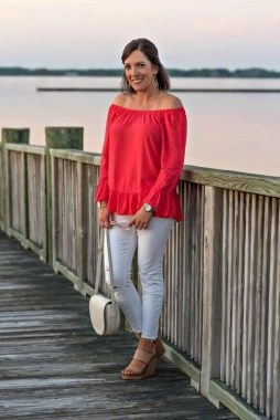 21 Charming Summer Outfits Ideas For Exciting Summer 02