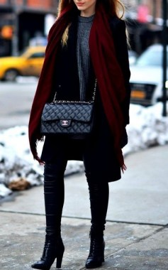 21 Classy Women Winter Outfits Ideas 11