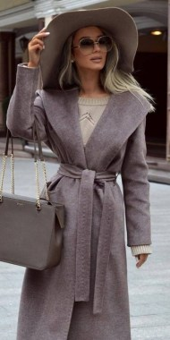 21 Classy Women Winter Outfits Ideas 27
