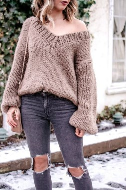21 Classy Women Winter Outfits Ideas 33