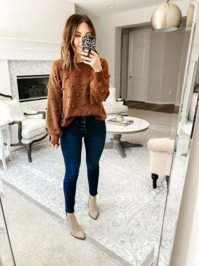 21 Fashionable Fall Outfits Ideas You Should Try 25 1