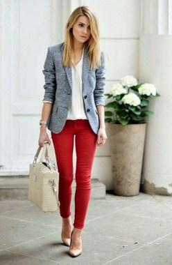 21 Stunning Work Outfits Ideas To Wear This Fall 05
