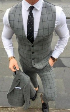 21 Stylish Formal Men Work Outfit Ideas To Change Your Style 09