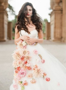 21 Unordinary Valentine'S Day Wedding Dress Ideas 21