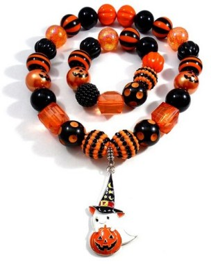 22 Beautiful Halloween Jewelry Ideas To Makes You Look Stunning 22
