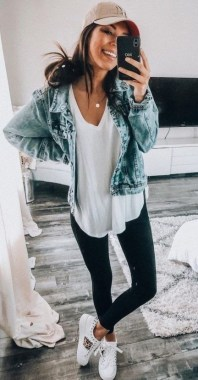 25 Beautiful Fall Outfits Ideas To Wear Everyday 19