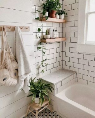28 Free Beautiful Small Bathroom Design With Nice Decoration 2019 08