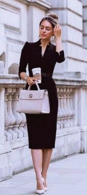 30 Simple Classy Women Work Dresses Ideas You Will Totally Love 21